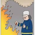 Csalás a homeopátiás orvoslás, mint ahogy a tűzoltás is.