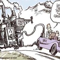 Elektromos autó, mi értelme ha szennyez csak máshol?
