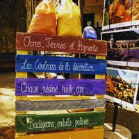 Provence színei. Colours of Provence. #france #provence #colour