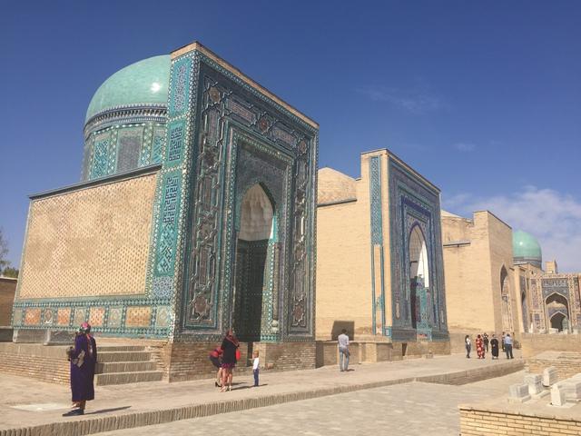 Ázsia közepe: Üzbegisztán