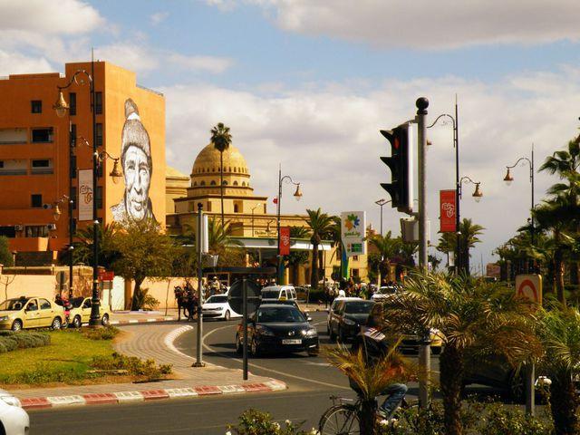 Marrakesh - Mesebeli Marokkó