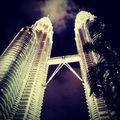 88 emelet, 32°C, 452 méter.  88 floors, 32°C, 452 meters. #kualalumpur #mertutaznijo #malaysia # petronastowers #travel #travelphotography