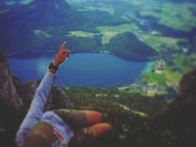 Mindig van feljebb. Always aim high. #mertutaznijo #eupolisz #motivation #austria365 #dachstein #salzkammergut #loserberg #hike #hiking #thenorthface #karrimor