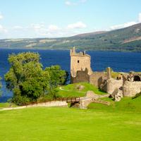 Loch Ness vára