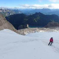 Marmolada a Dolomitok csúcsa