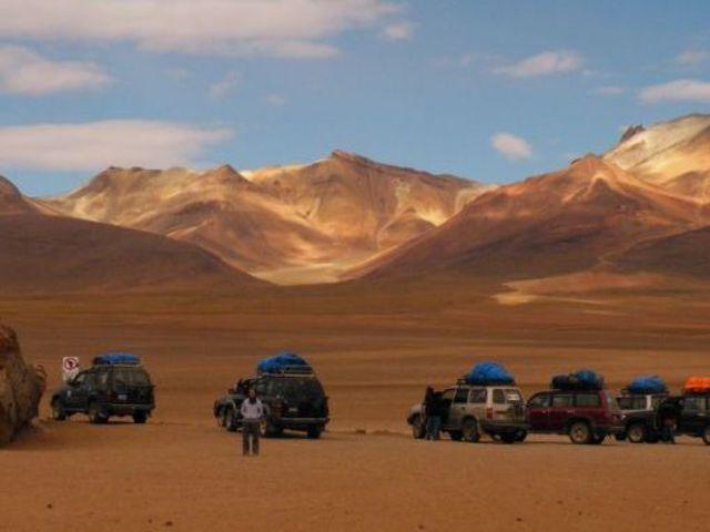 Közel az éghez - Altiplano