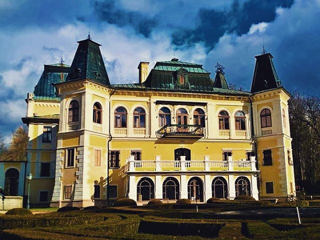 The most beautiful hungarian castle. #betlér #castle