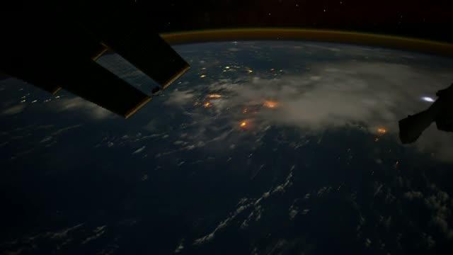 A Föld a világűrből, avagy űrhajósok kamerával.
