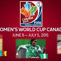 Afrikai csapatok a női VB-n
