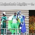 Afrikai BL - 2. forduló