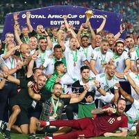 Az Afrika-kupa legjei