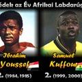 Hogyan lett Afrika legjobb hátvédje Kalidou Koulibaly