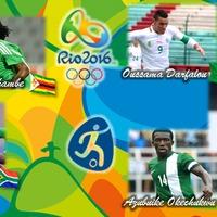 Afrikai focicsapatok az olimpián