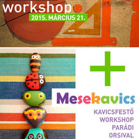 MESEKAVICS WORKSHOP A MEDENCÉBEN