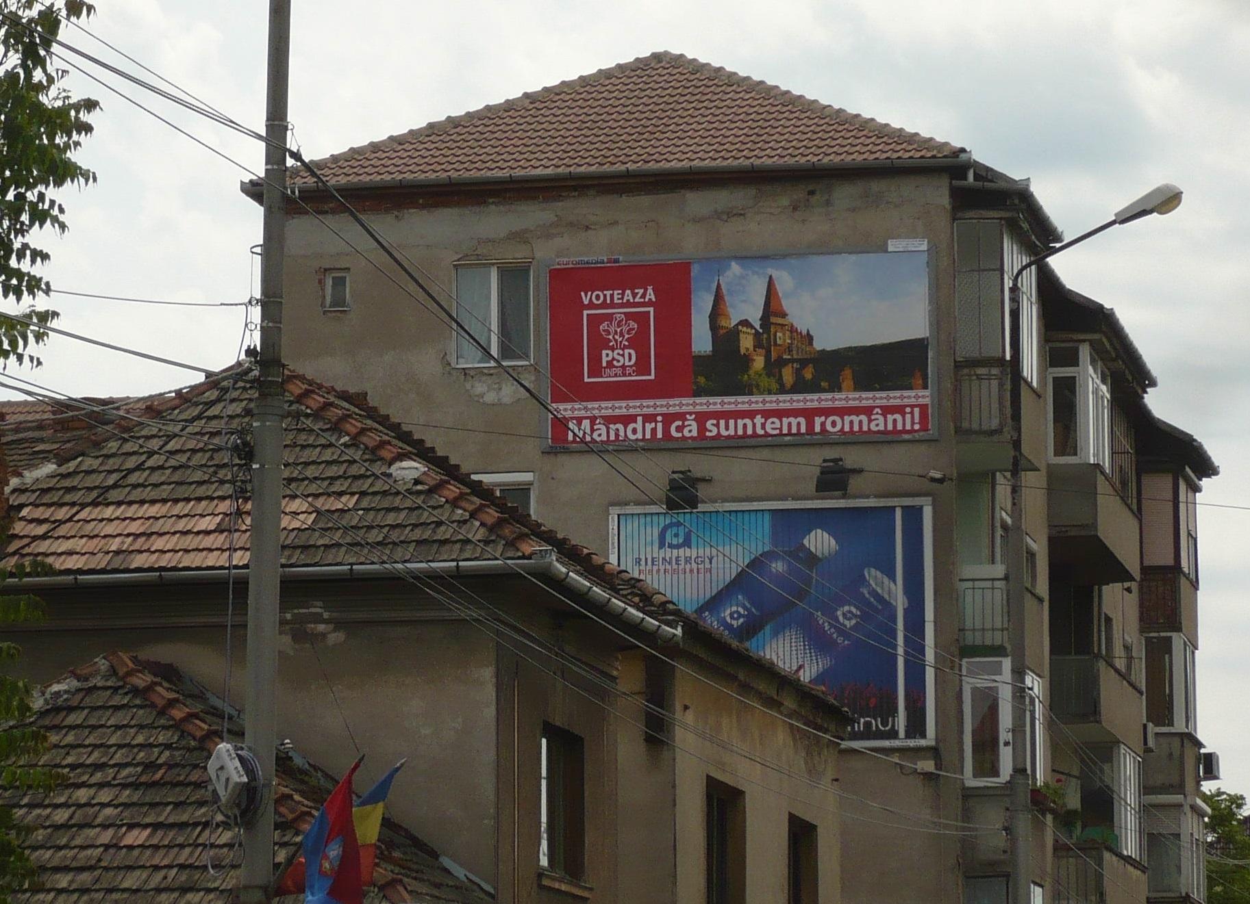 """""""Büszkék vagyunk rá, hogy románok vagyunk"""". Az lehet - de az meg biztos, hogy az ehhez illusztrációnak választott vajdahunyadi várat még véletlenül sem a románságukra büszke románok építették. Hanem."""