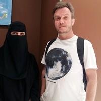 Hőstett, vagy mi - egy arab nővel