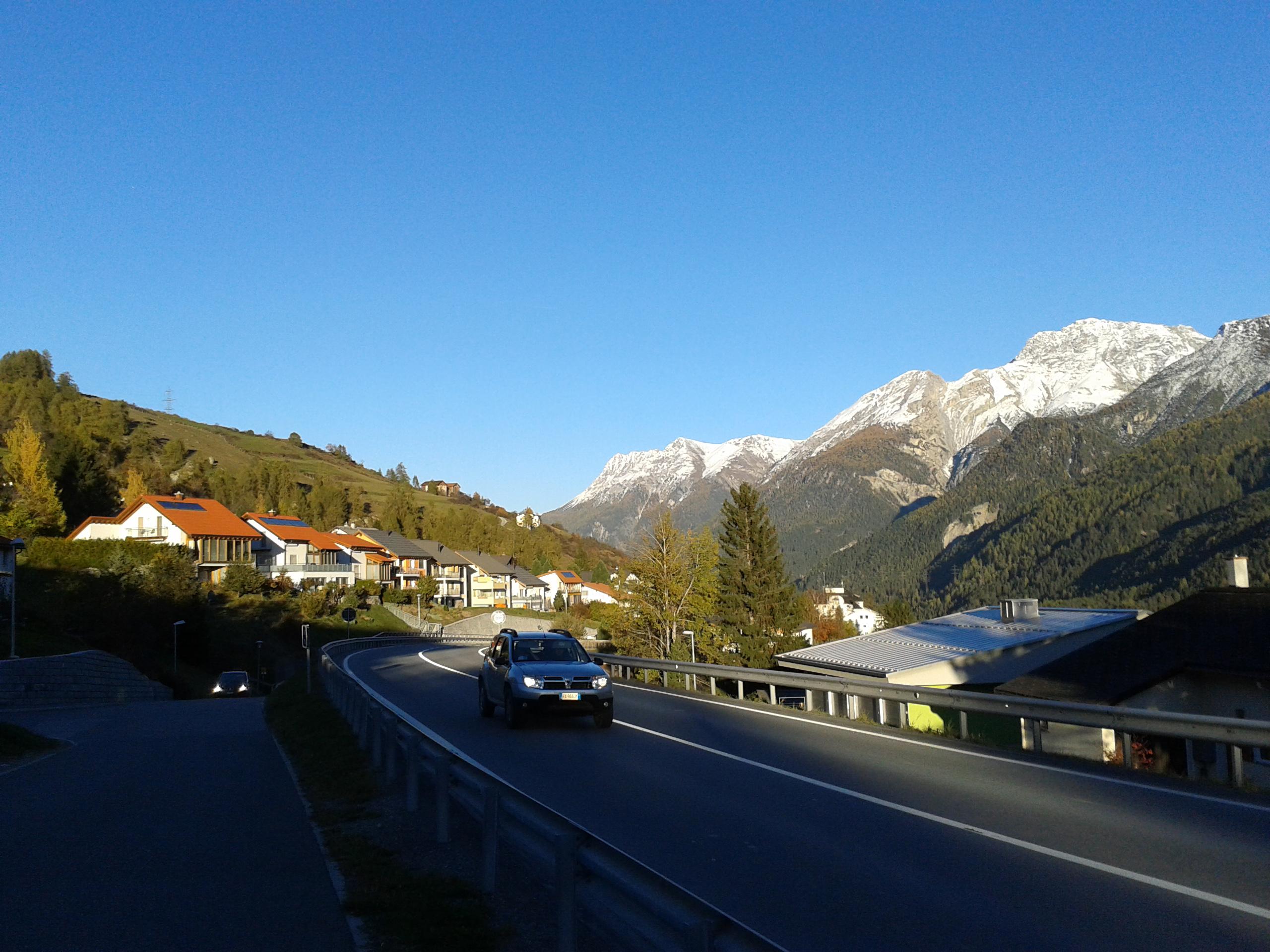 Ez is csak simán szép. Svájc, hát na.