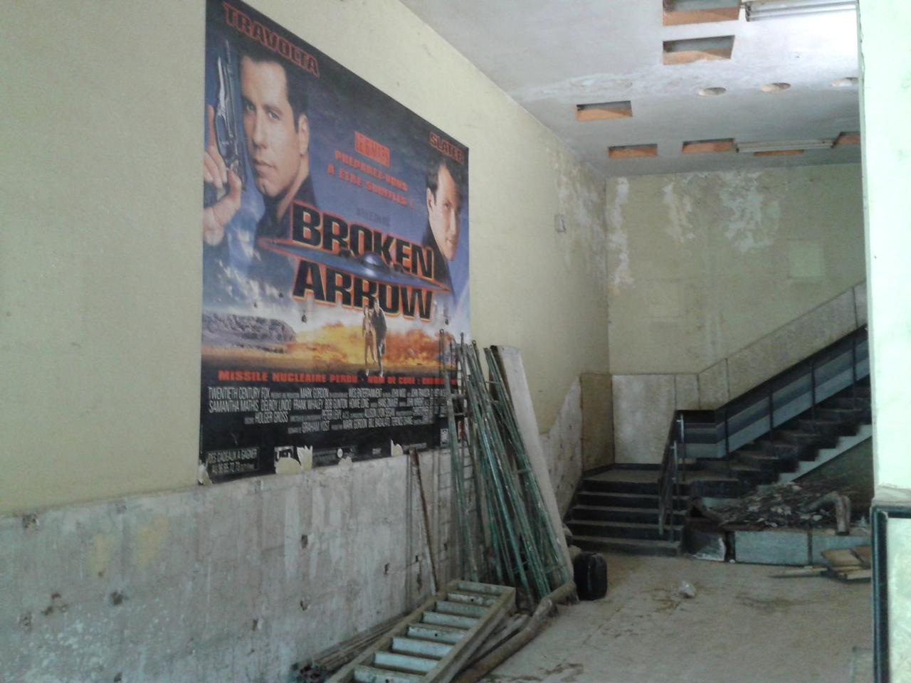 Ez a film pont húsz éves idén... akkoriban is mehetett itt a moziban.