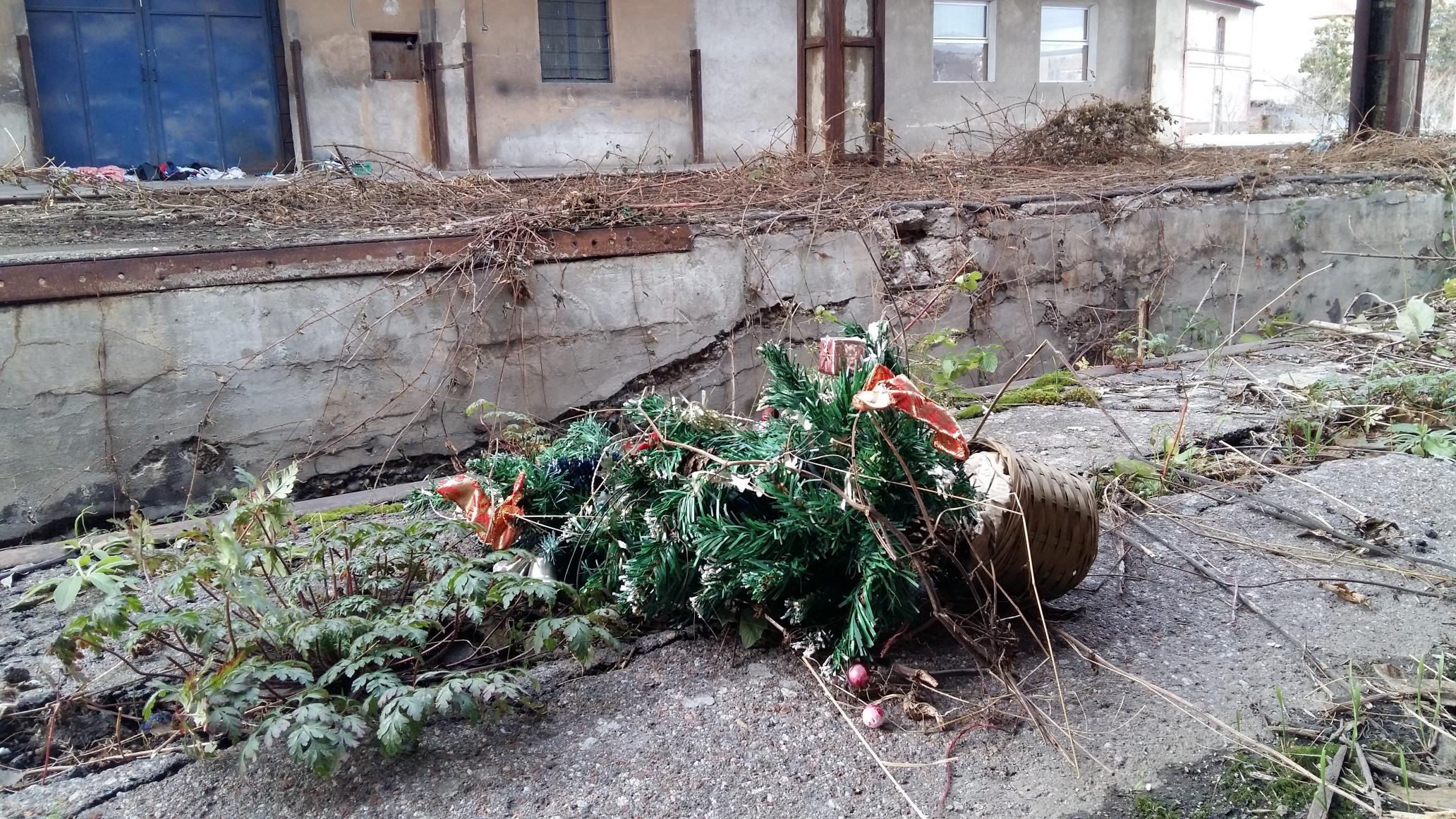 Jön a karácsony. Sőt, íme, van, ahol már el is múlt.