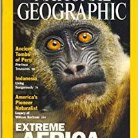 National Geographic Magazine, March, 2001 Book Pdf