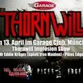 Thornwill koncert a müncheni Garage Deluxe Clubban, vendég: Mr.Eddie Krueger & Pikes Edge - 2012.04.13.