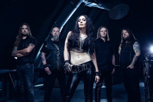 Albumpremier: Crystal Viper - Tales Of Fire And Ice