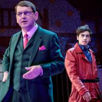 """Vígszínház – """"a legszigorúbb tisztesség keretein belül?"""" – A doktor úr – 2020.02.29."""
