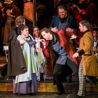 """Opera – Erkel – """"Che commedia stupenda!"""" – Bohémélet 2017. dec. 15., 17."""