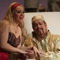 """Színházi maraton - I. de 11h: Erkel Színház -""""…akikkel legszívesebben vagyunk együtt""""- (Olasz nő Algírban – az első szereposztás utolsó előadása) 2017.11.25."""