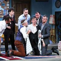 """Thália Színház – """"Komoly, disztingvált úriemberek a legszebb férfikorban (?)"""" – 2020. 01. 25."""