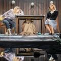 """Pesti Színház – """"Egy kőkemény előadás"""" – Marius von Mayenburg: A kő – 2021.09.18."""