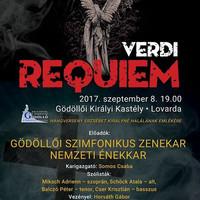 """GödöllŐsz Fesztivál nyitókoncert – """"Két óra nyugodt boldogság"""" – Verdi: Requiem – 2017.09.08"""