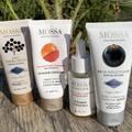 MOSSA - kozmetikumok egyenesen Lettországból