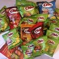 Új Chio Kettle chipsek és rágcsák