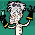 Az őrült tudós