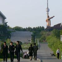 Látogatás Észak-Koreában