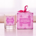 Díszdoboz Catherine Dickens illatgyertyákhoz