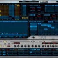 Nyolc oszcillátoros hangok a Linplugtól