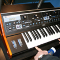 Musikmesse 2006, 1. rész: Moog Little Phatty
