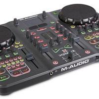 DJ rendszer az M-Audiótól is
