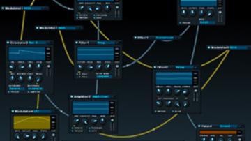 Kész a KarmaFX moduláris szintije