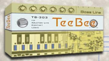 TB-303, mintázva