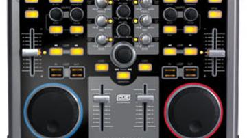 A Numark is DJ kontrollerrel büszkélkedik