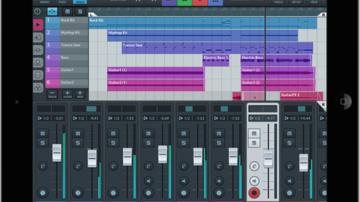 Itt a zenészek iPadje
