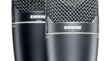 A Shure USB-re vált