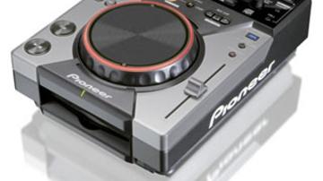 MIDI-s CD-lejátszó a Pioneertől