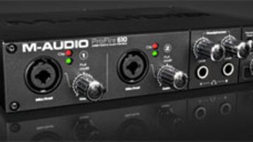 Még egy M-Audio Firewire-eszköz