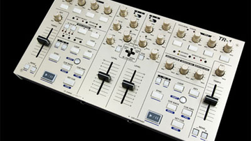 Új Vestax-kontroller a DJ-knek