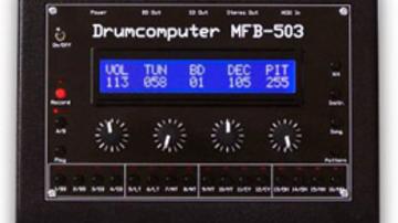 Analóg dob az elektronikus zene Mekkájából