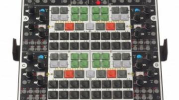 Hiperkontroller négysávos DJ-knek